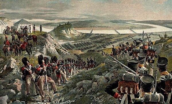 Героям 1812 года прысвячаецца