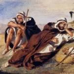 Карціна Делакруа, ацэненая ў 650 тысяч еўра, была выкрадзена ў Парыжы