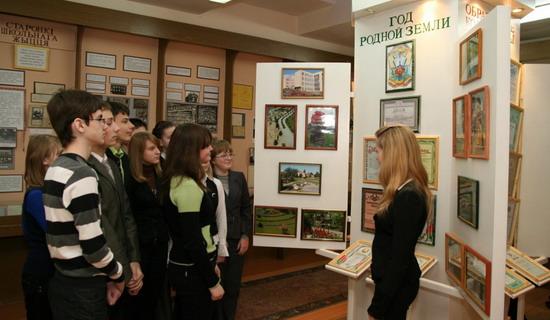 Музею СШ № 1 присвоено звание «Народный»