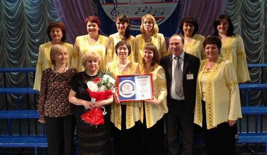 «Вдохновение» из Бобруйска завоевало диплом на фестивале в Жодино