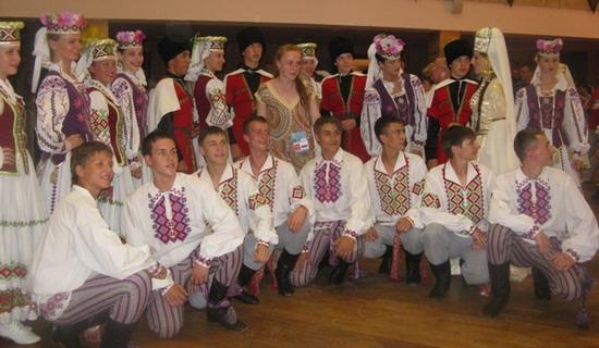 Бобруйск встречает друзей во Дворце искусств