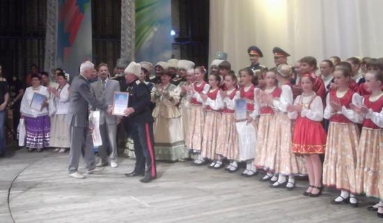 «Вольніца» ўяўляла Беларусь на фэсце казачага мастацтва