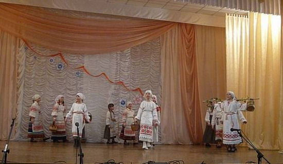 У Бабруйску спаборнічалі юныя тэатралы